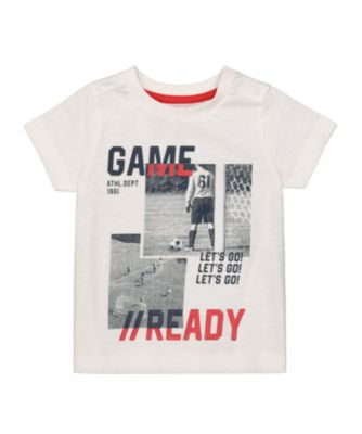 Mothercare MC61 Game Ready EPP Short Sleeve T-Shirt