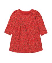 Mothercare Ditsy Floral Jersey Dress