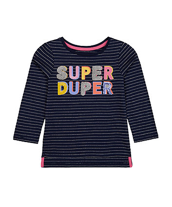 Mothercare Super Duper T-Shirt