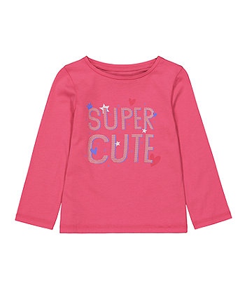 Mothercare Super Cute T-Shirt
