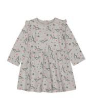Mothercare Dinosaur Jersey Dress