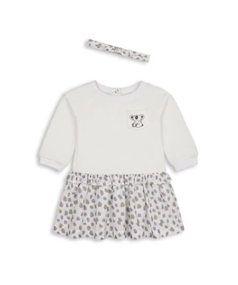 Mothercare Change Your Spots Twofer Dress with Headband