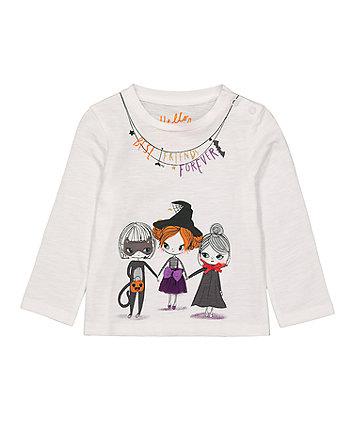 Mothercare Best Friends Forever Halloween T-Shirt