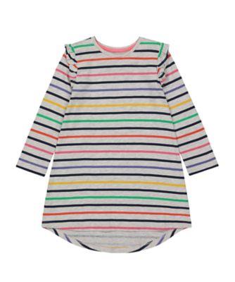Mothercare MC61 Multi Stripe EPP Dress
