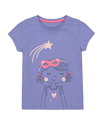 Mothercare Shooting Star T-Shirt