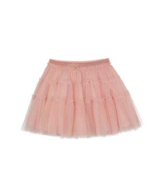 Mothercare Cool for Cats Pink Tiered Mesh Skirt