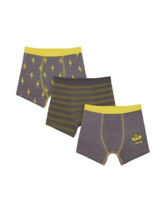 Mothercare Boys Super Hero Trunks - 3 Pack
