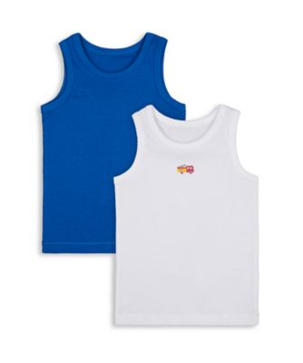 Mothercare Boys Transport Vests - 2 Pack
