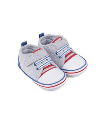 Mothercare Baby Boys Novelty Baseball Trainer Pram Shoe