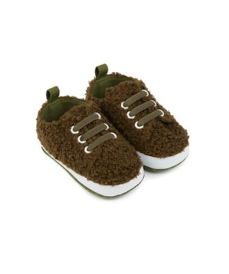 Mothercare Baby Boys Borg Trainer Pram Shoe