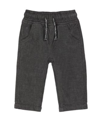 Mothercare Street Smart Charcoal Corduroy Trouser