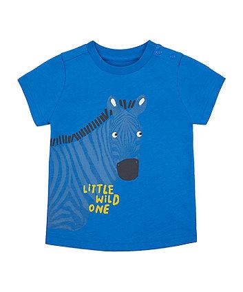 Mothrcare Zebra T-Shirt