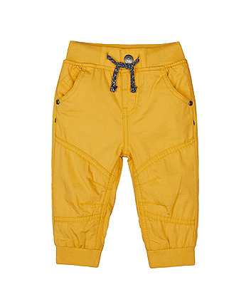 Mothercare Poplin Trousers