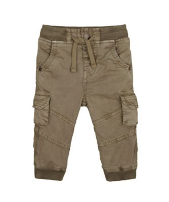Mothercare City Explorer Khaki Cargo Trouser