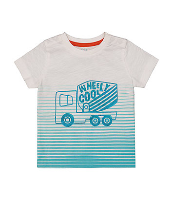 Mothercare Wheely Cool T-Shirt