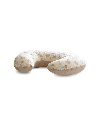 Dreamgenii Donut Nursing Pillow - Brown