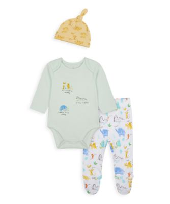 Mothercare Unisex Mummy & Daddy - 3 Pieces Set
