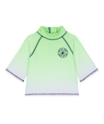 Mothercare Swimwear-Tropic Cool Green Ore Rashvest