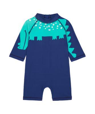 Mothercare Swimwear-Eco Jungle Crocodile Sunsafe