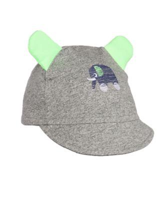 Mothercare NB Boys Car Cap With Ears
