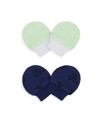 Mothercare NB Boys Car Mitts - 2 Pack