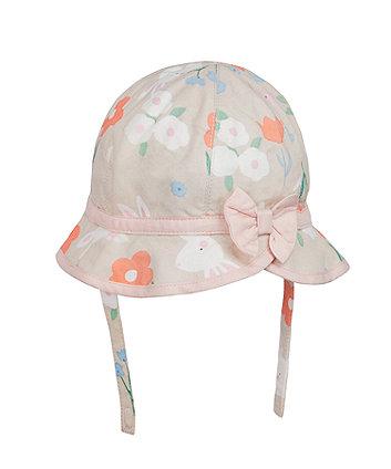 Mothercare Floral Sun Hat