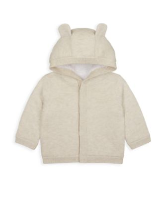 Mothercare NB My First Unisex Novelty Hood Cardigan