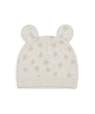 Mothercare NB My First Unisex Knitted Ears Hat