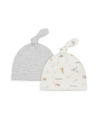 Mothercare NB My First Unisex Il Hats - 2 Pack