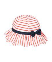 Mothercare Striped Sunhat