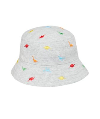 Mothercare Boys Multi Dinosaur Fisherman Hat