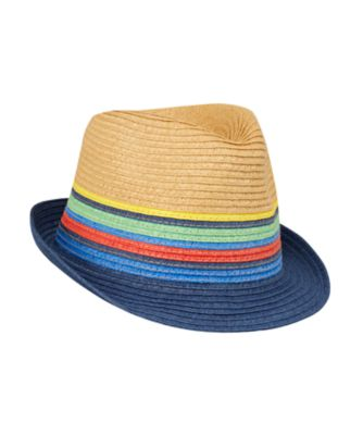 Mothercare Boys Rainbow Stripe Trilby