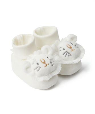 Mothercare Baby Unisex 3D Lion Rattle Baggy
