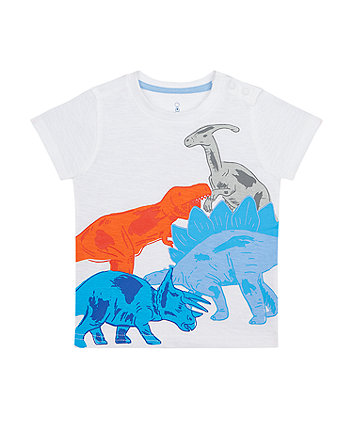 Mothercare Dino T-Shirt