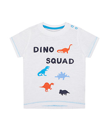 Mothercare Dino Squad T-Shirt