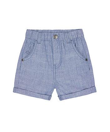 Mothercare Chambray Shorts