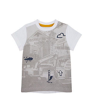 Mothercare Photographic T-Shirt