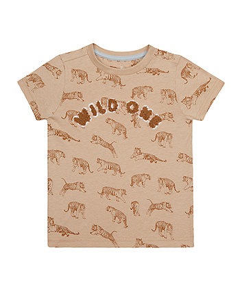 Mothercare Wild One T-Shirt