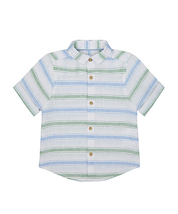 Mothercare Striped Shirt