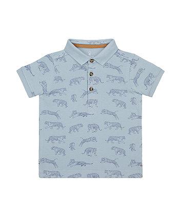 Mothercare Big Cat Polo Shirt
