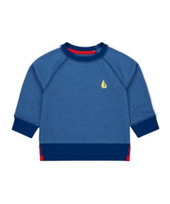Mothercare Nautical Yacht Placement Sweater