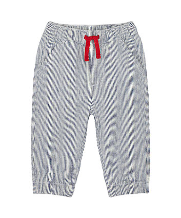 Mothercare Ticking Stripe Trousers