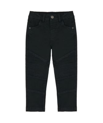 Mothercare Tropic Cool Black Biker Trouser