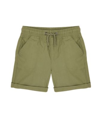 Mothercare Tropic Cool Khaki Poplin Shorts