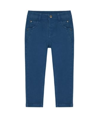 Mothercare Earth Surf Navy Chino Trousers