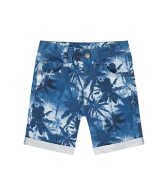 Mothercare Earth Surf Palm Print Shorts