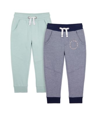 Mothercare Yacht Club Joggers -2 Pack