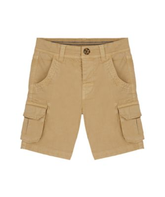 Mothercare Yacht Club Tan Cargo Short