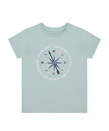 Mothercare Seas The Day T-Shirt