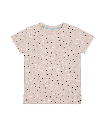 Mothercare Pink T-Shirt